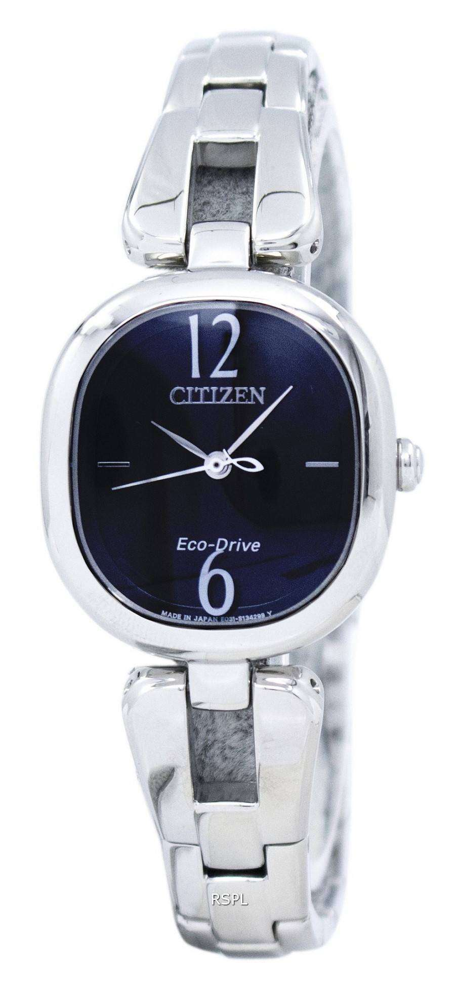 シチズンエコ ドライブ日本 EM0180 56E レディース腕時計
