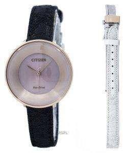 レディース腕時計 X シチズンエコ ドライブ L Ambiluna EM0608 42