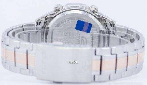 カシオ エディフィス クロノグラフ タキメーター アナログ デジタル時代 600SG 1A9V ERA600SG 1A9V メンズ腕時計