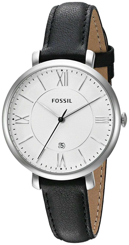 化石ジャクリーン石英 ES3972 レディース腕時計