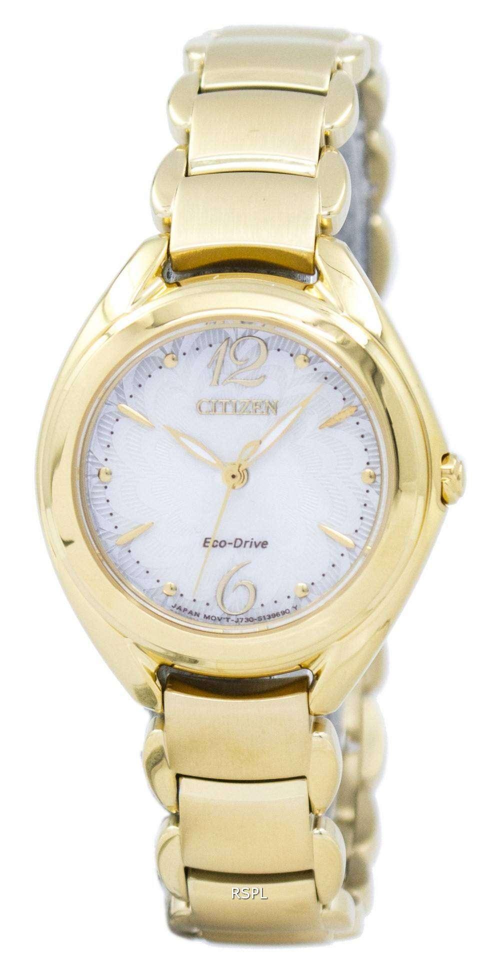 市民エコ ・ ドライブ FE2072-54 a レディース腕時計