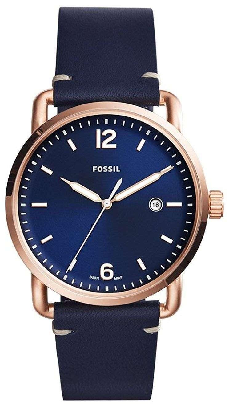 化石通勤石英 FS5274 メンズ腕時計