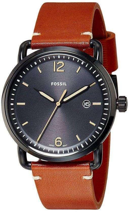 化石通勤石英 FS5276 メンズ腕時計