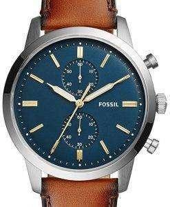 化石町民クロノグラフ クォーツ FS5279 メンズ腕時計