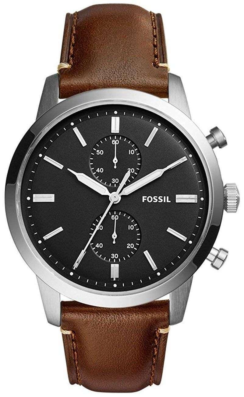化石町民クロノグラフ クォーツ FS5280 メンズ腕時計