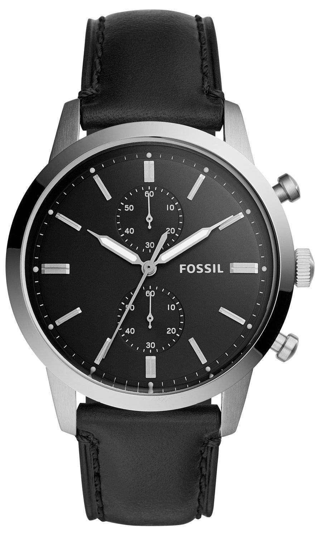 化石町民クロノグラフ クォーツ FS5396 メンズ腕時計
