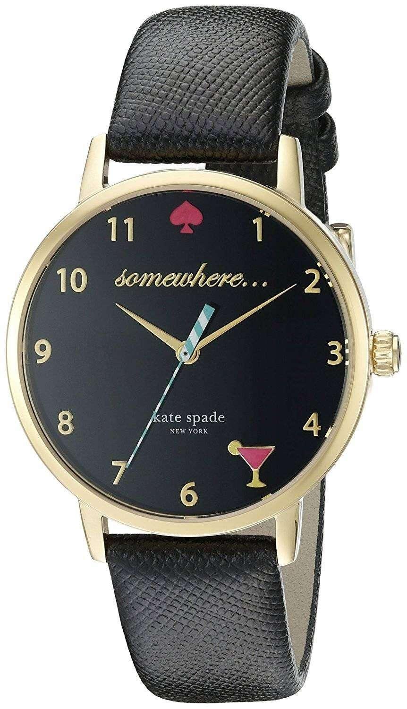 ケイト ・ スペード ニューヨーク地下鉄 5 水晶 KSW1039 レディース腕時計