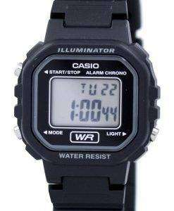 カシオ青年照明クロノ アラーム デジタル 1 b ラ-20WH LA20WH-1B レディース腕時計