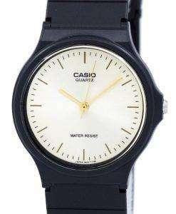 カシオ アナログ クオーツ MQ 24 9E MQ24 9E メンズ腕時計