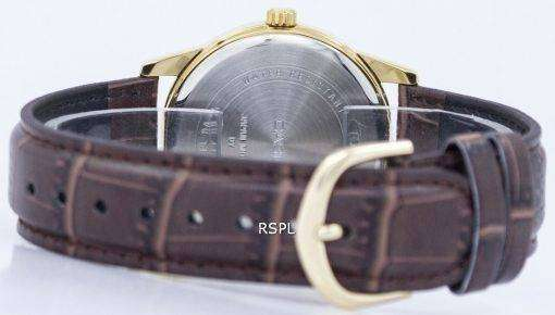 カシオ Enticer アナログ クオーツ MTP V001GL 1BUDF MTPV001GL 1BUDF メンズ腕時計