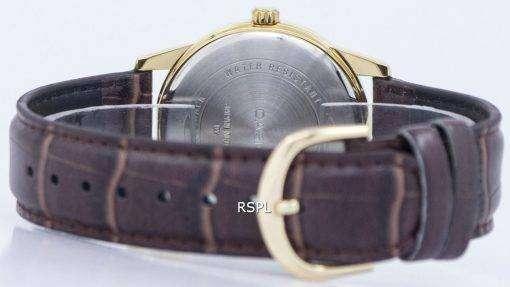 カシオ Enticer アナログ クオーツ MTP V001GL 9BUDF MTPV001GL 9BUDF メンズ腕時計
