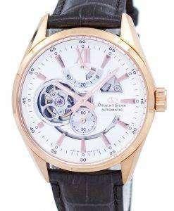 オリエント スター ・自動オープン ハート パワー リザーブ日本製 SDK05003W メンズ腕時計