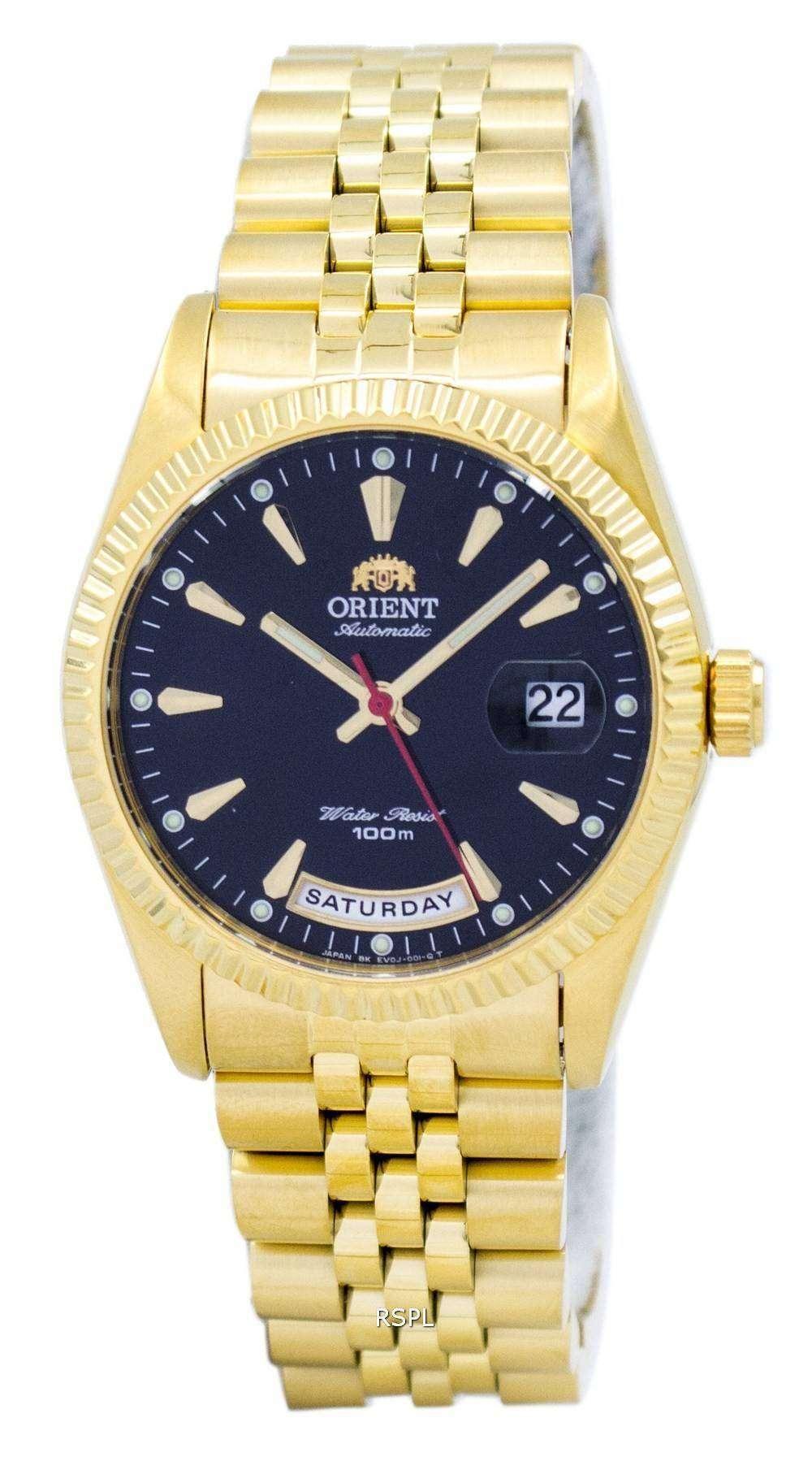 SEV0J004BH メンズ腕時計 orient オイスター自動日本