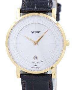 オリエント クオーツ SGW01008W0 メンズ時計