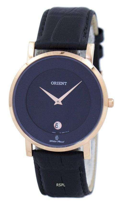 オリエント アナログ クオーツ SGW0100BB0 レディース腕時計