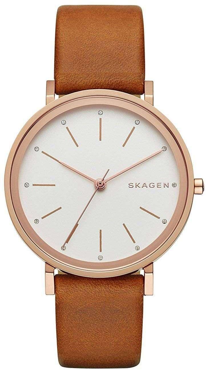 スカーゲン Hald 石英 SKW2488 レディース腕時計