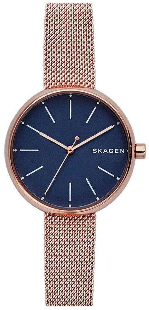 スカーゲン署名石英 SKW2593 レディース腕時計