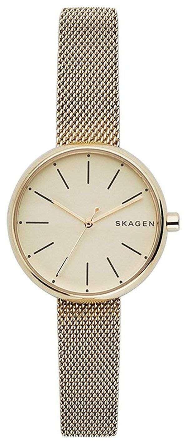 スカーゲン署名石英 SKW2614 レディース腕時計