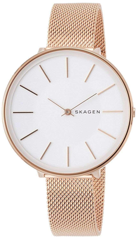 スカーゲン カロリーナ石英 SKW2688 レディース腕時計