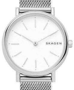 スカーゲン署名スリム石英 SKW2692 レディース腕時計