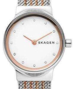 スカーゲン Freja 水晶ダイヤモンド アクセント SKW2699 レディース腕時計