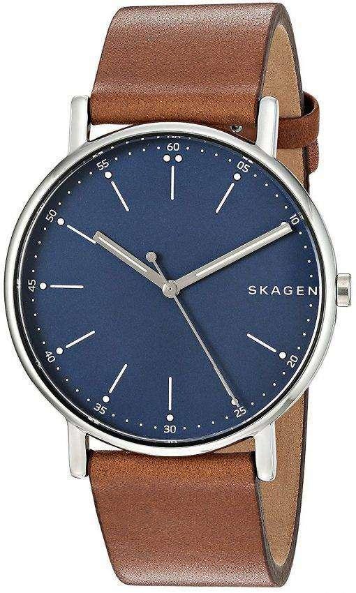 スカーゲン署名石英 SKW6355 メンズ腕時計
