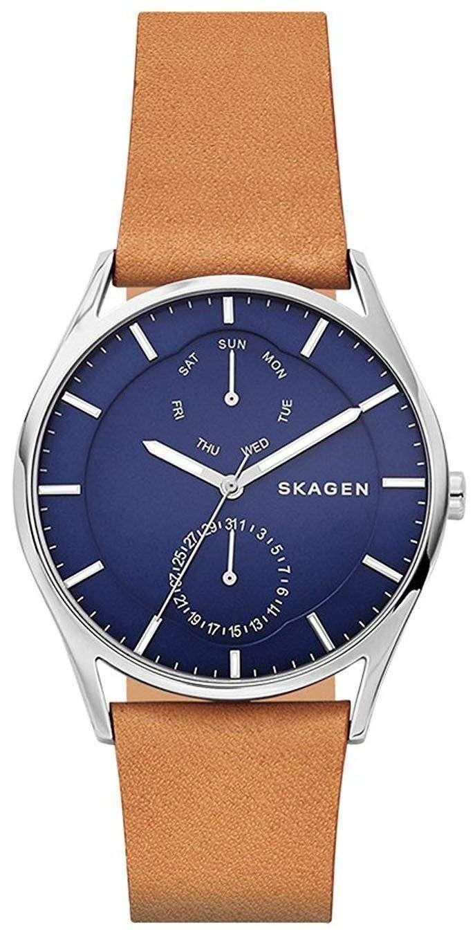 スカーゲン ホルスト多機能クォーツ SKW6369 メンズ腕時計