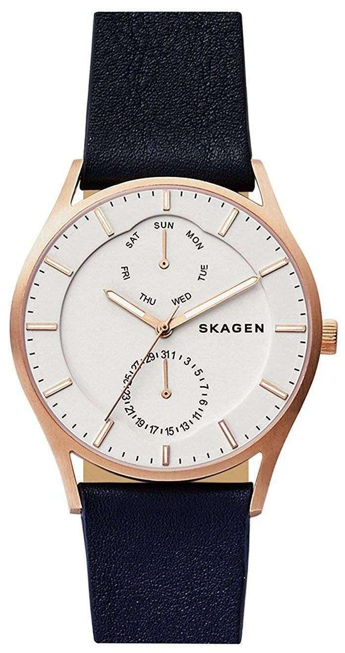 スカーゲン ホルスト多機能クォーツ SKW6372 メンズ腕時計