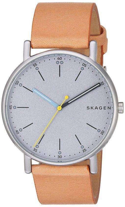 スカーゲン署名石英 SKW6373 メンズ腕時計