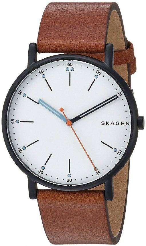 スカーゲン署名石英 SKW6374 メンズ腕時計