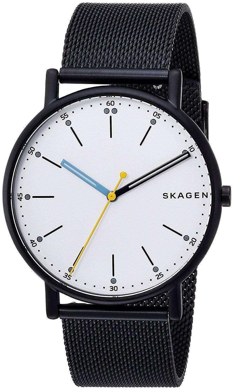 スカーゲン署名石英 SKW6376 メンズ腕時計