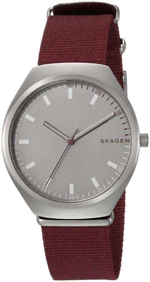 スカーゲン グレーネン アナログ クオーツ SKW6386 メンズ腕時計