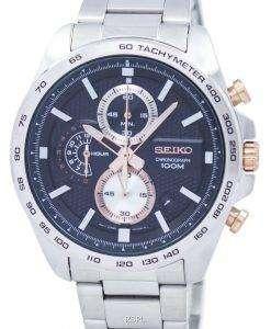 セイコー スポーツ クロノグラフ タキメーター石英 SSB281 SSB281P1 SSB281P メンズ腕時計