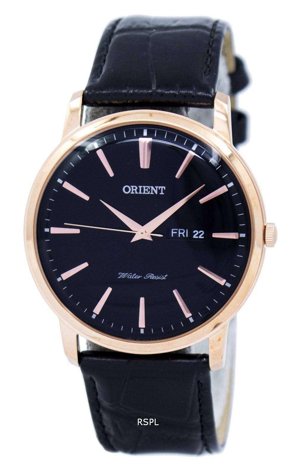 オリエント クォーツ日本製 SUG1R004B6 メンズ腕時計