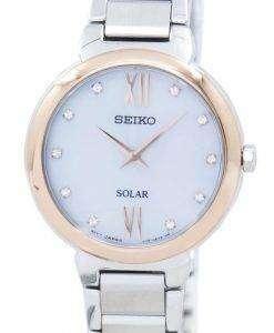 セイコー クラシック太陽ダイヤモンド アクセント SUP382 SUP382P1 SUP382P レディース腕時計