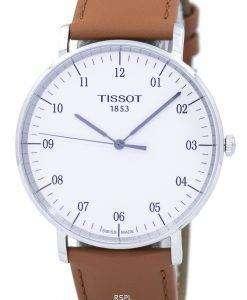 ティソ T-クラシック毎回水晶 T109.610.16.037.00 T1096101603700 メンズ腕時計