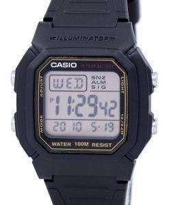 カシオ デジタル目覚まし照明 W 800 HG 9AVDF W 800 HG 9AV メンズ腕時計