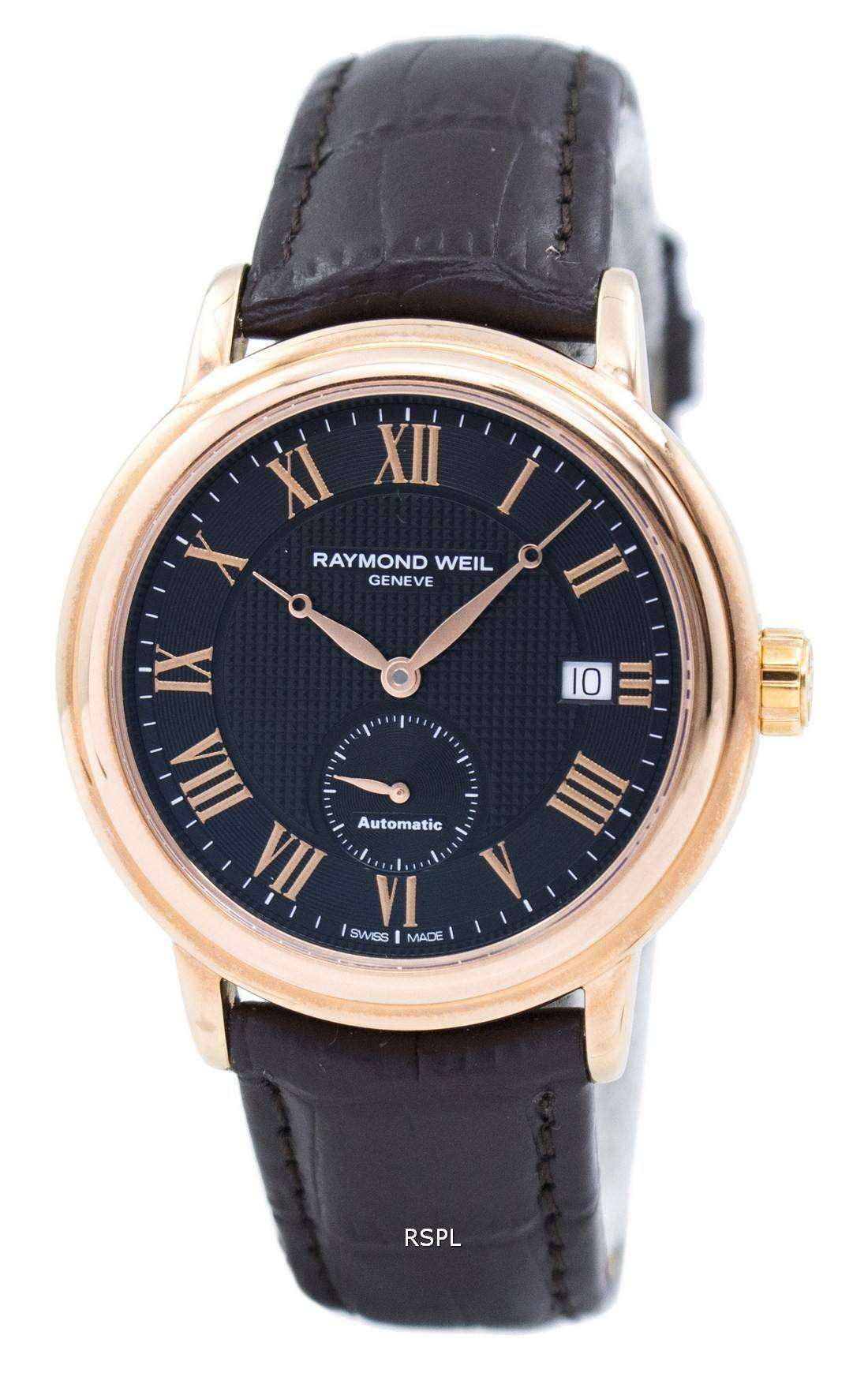 レイモンドウェイル マエストロ自動 2838 PC5 00209 男性用の腕時計