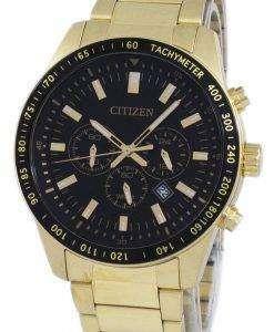 シチズンクロノグラフタキ石英 AN8072 58E メンズ腕時計