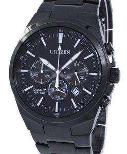 シチズンクロノグラフタキ石英 AN8175 55E メンズ腕時計