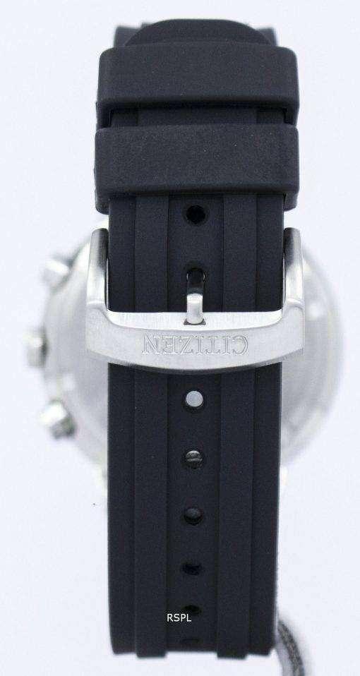 Paradex エコドライブ クロノグラフ AT2400 05A メンズ腕時計