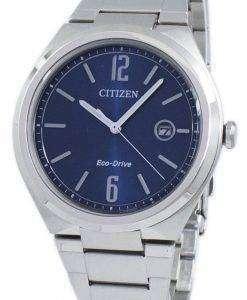 市民エコドライブ AW1370 51 L メンズ腕時計