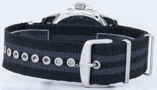 PRT シチズンエコ ドライブ パワー リザーブ AW7030 06E メンズ腕時計