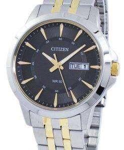 シチズンクォーツ アナログ BF2018-52 H メンズ腕時計
