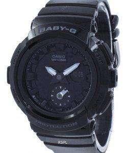 カシオベビー-G の衝撃耐性アナログ デジタル BGA-195-1 a BGA195-1 a 女性の腕時計