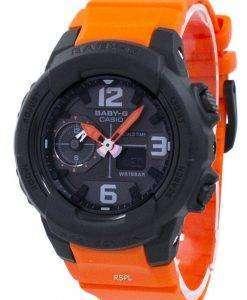 カシオベビー-G の耐衝撃性世界時間 BGA-230-4B BGA230 4B レディース腕時計