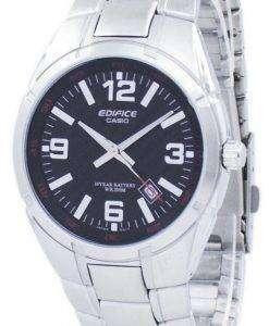 カシオ アナログ クオーツ EF 125 D 1AV EF125D-1AV メンズ腕時計