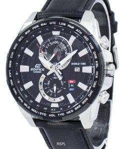 カシオ世界時間石英 EFR 550 L 1AV EFR550L-1AV メンズ腕時計