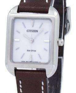 シチズンエコ ドライブ シルエット EM0490 08A レディース腕時計