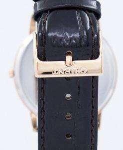 古典的な石英 FUG1R005W メンズ腕時計をオリエントします。